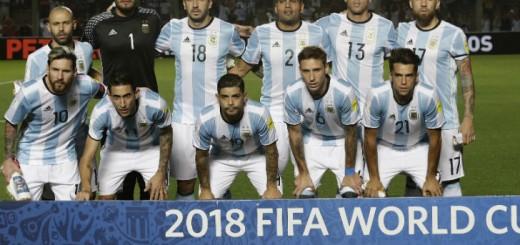 La selección Argentina continúa liderando el ránking FIFA