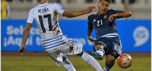 Sub 20: Argentina va por la recuperación ante Colombia