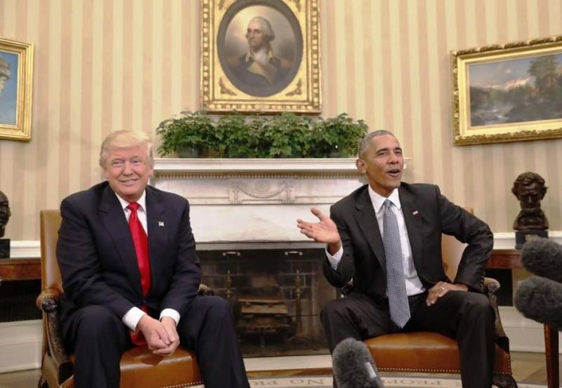 Trump firmó dos decretos para revocar la Reforma Financiera de Obama