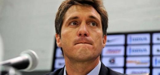 Barros Schelotto sufrió suspensión de dos partidos por expulsión en superclásico ante River