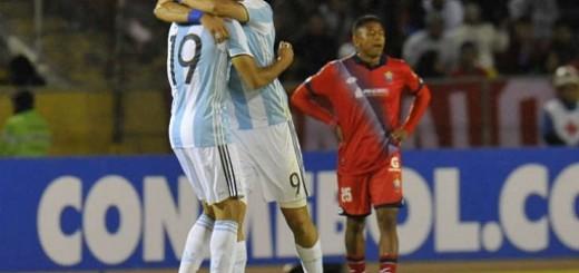 Insólito e histórico triunfo de Atlético Tucumán en Ecuador