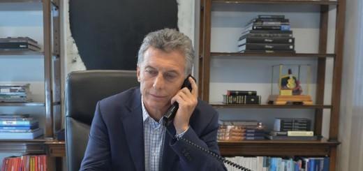 Trump invitó nuevamente a Mauricio Macri a visitar los Estados Unidos