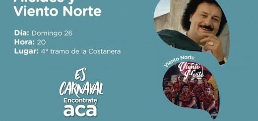 Este domingo se realizará un festival por el cierre de los carnavales en Posadas