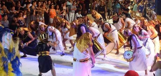 Hoy comienzan los carnavales en Posadas
