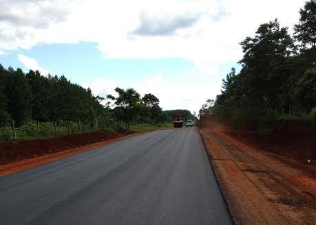 Puerto Piray: el nuevo acceso asfaltado está terminado