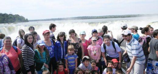 Cataratas: Desde marzo alumnos de escuelas hasta 16 años tendrán ingreso gratis
