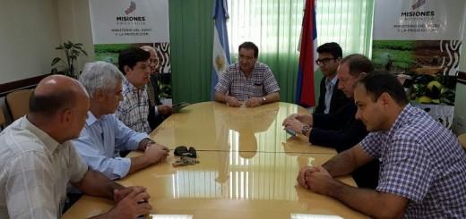 Empresarios israelíes proponen instalar invernáculos para producción hortícolas en Misiones