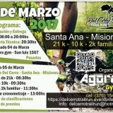 Desde las 16, TECHO realizará la cuarta maratón a beneficio en Posadas