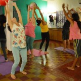 El Arte de Vivir invitó a descubrir los beneficios del Yoga