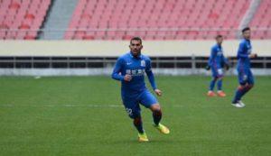 Tévez convirtió un gol en la victoria de su equipo en China por la Superliga