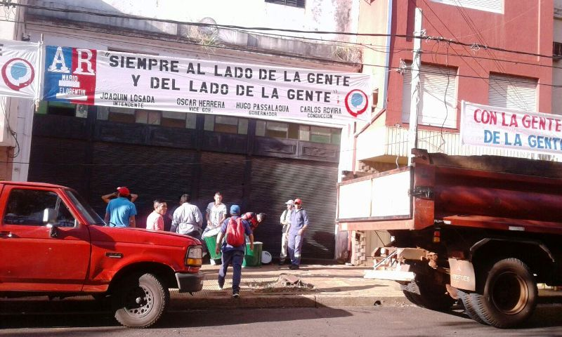 Losada inaugura en el Concejo Deliberante de Posadas un nuevo período legislativo