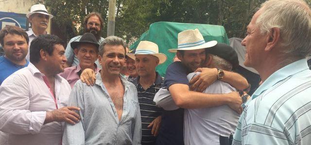 Yerbateros: hubo acuerdo y los productores levantan la protesta