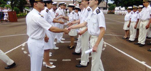 Se realizó la primera ceremonia de lista mayor del año en el Liceo Storni