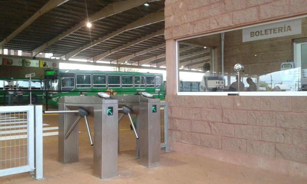 Aguardan finalización de obras para habilitar la Estación Quaranta