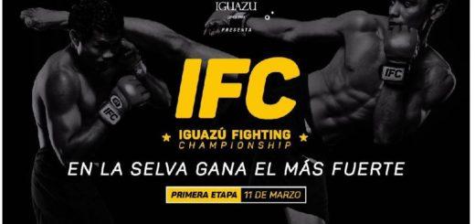 Comienza la fiesta del Iguazú Fighting Championship