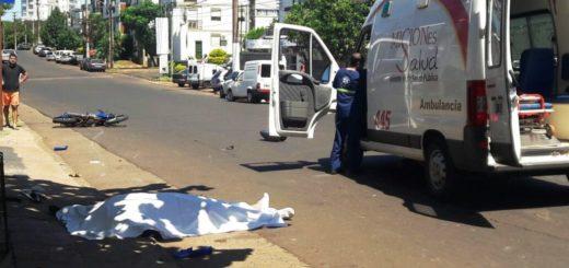 Identificaron a las dos víctimas del accidente fatal ocurrido hoy en Posadas