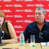 Sembrando Beneficios entregó kit a productor de Andresito