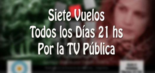 Con sello misionero: Hoy emiten el segundo capítulo de la serie Siete Vuelos por la Televisión Pública