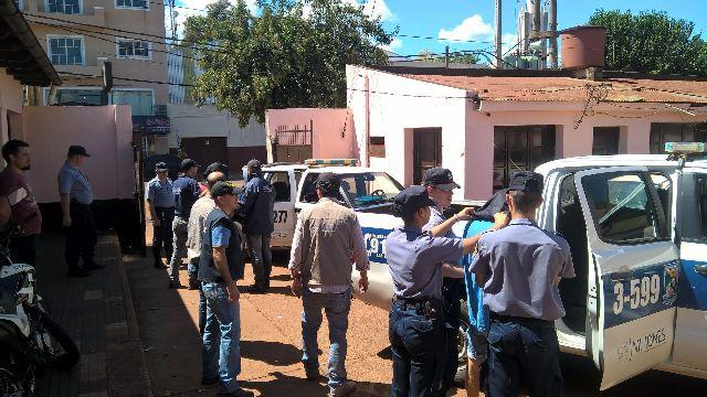 Oberá: apresan a dos jóvenes acusados de haber matado a golpes a un pensionado en un asalto
