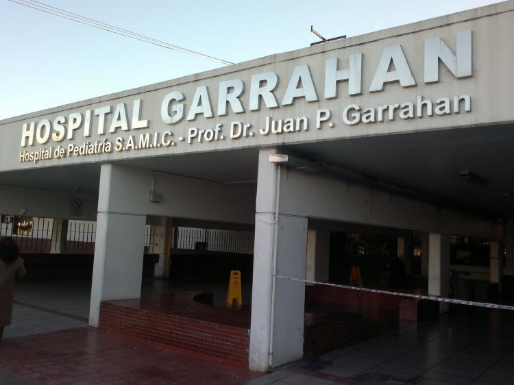 Operaron en el Garrahan a la beba de Andresito y esperan su evolución