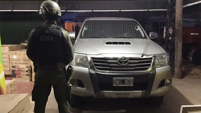 Itatí: Terán aparece en escuchas donde llaman «surubí» y «dorado» a la droga que enviaban