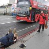 Cinco muertos y 20 heridos en el atentado cerca del Parlamento
