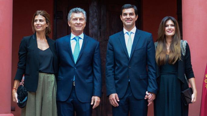 Macri inauguró el Museo Güemes y destacó las obras en ferrocarriles en Salta