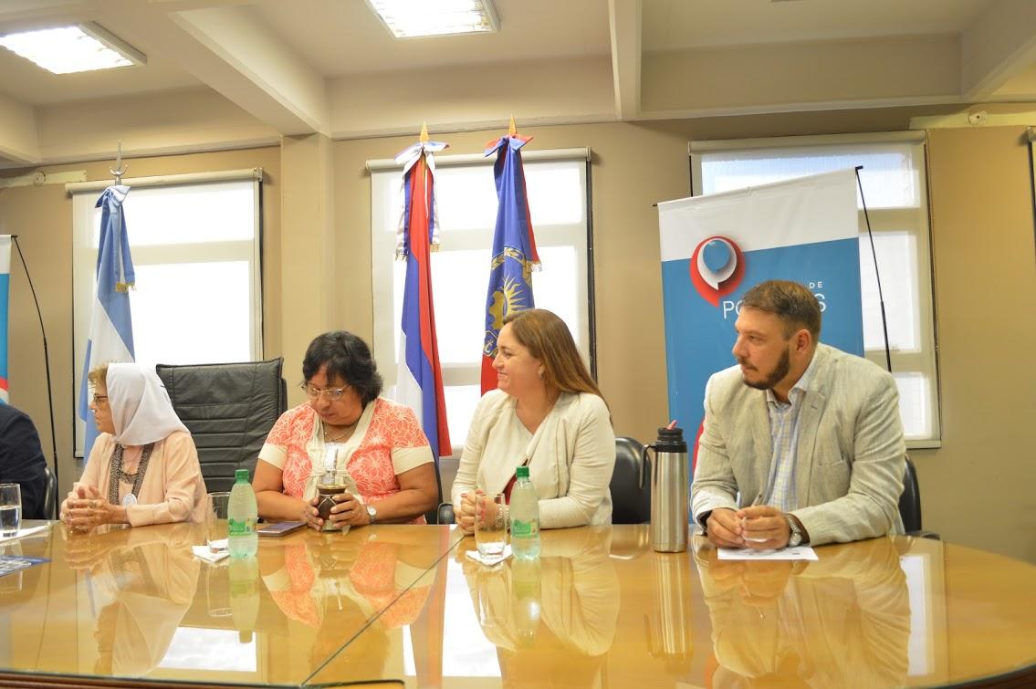 Fueron presentadas las actividades de la Semana de la Memoria en Posadas
