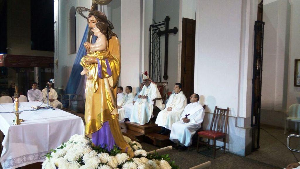 El Obispo Martínez realzó el compromiso, la ejemplaridad y la fe de San José, Patrono de Posadas