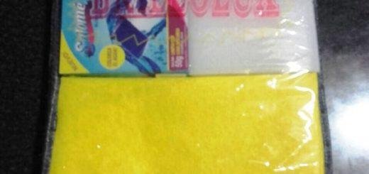 """Vecinos de Alem confirman que también les ofrecieron el """"sospechoso"""" kit de limpieza que ofrecen vendedores ambulantes"""