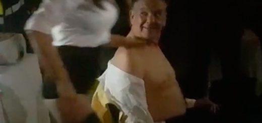 Polémica y escándalo por la fiesta de jubilación con una stripper en una municipalidad