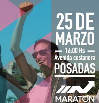 TECHO realizará la cuarta maratón a beneficio en Posadas