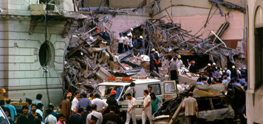 Hoy se cumplen 25 años del atentado a la Embajada de Israel
