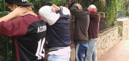 Caen siete jóvenes por distintos hechos delictivos en diferentes operativos policiales