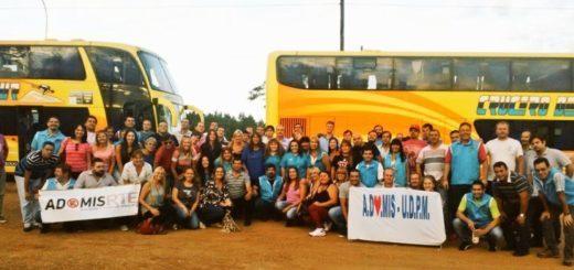 Docentes misioneros participarán del acto que se realizará en Buenos Aires en el marco del paro nacional