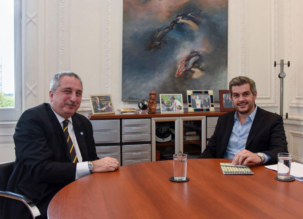 Passalacqua anunció que firmó nuevo acuerdo para refinanciar la deuda histórica de la Provincia