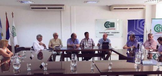 La CEM e Industria trabajarán en desarrollo de proyectos productivos