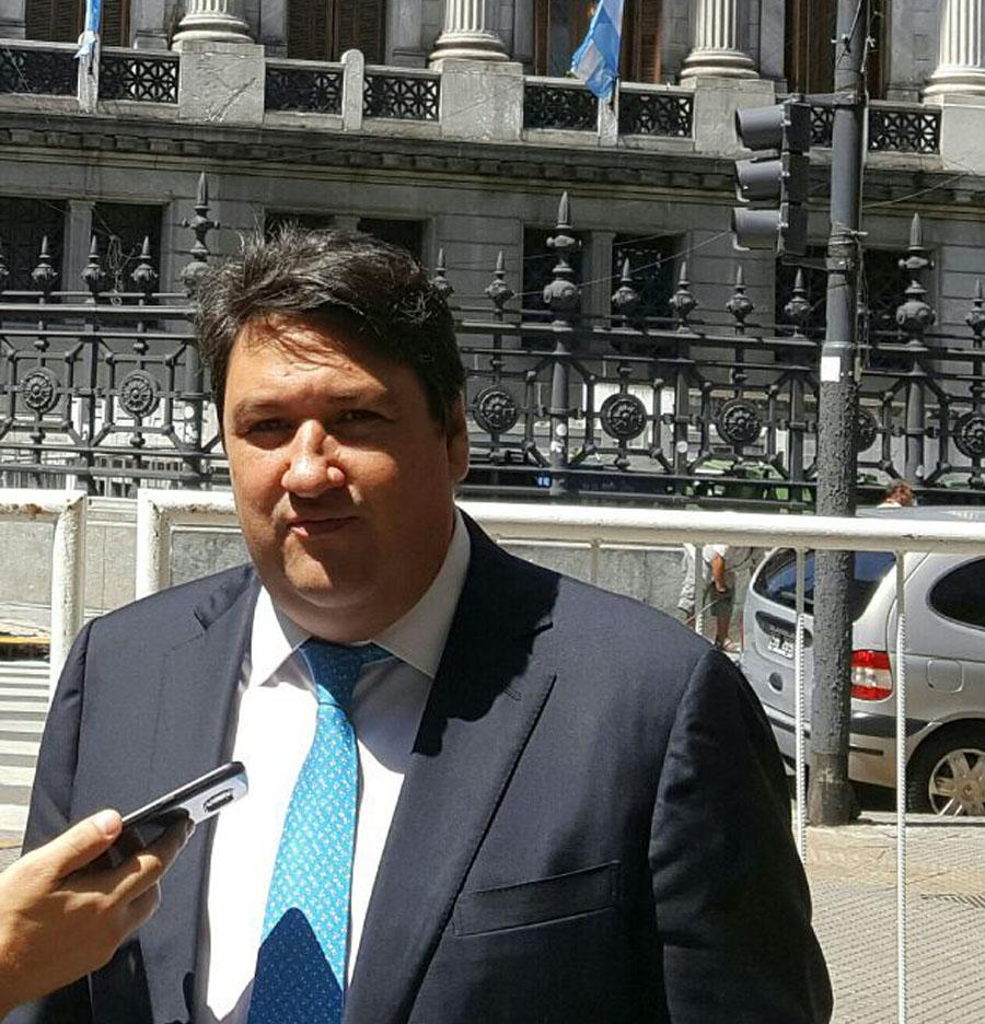 """Maurice Closs: """"Lo que pasó en el Congreso es el símbolo del fracaso de Macri"""""""