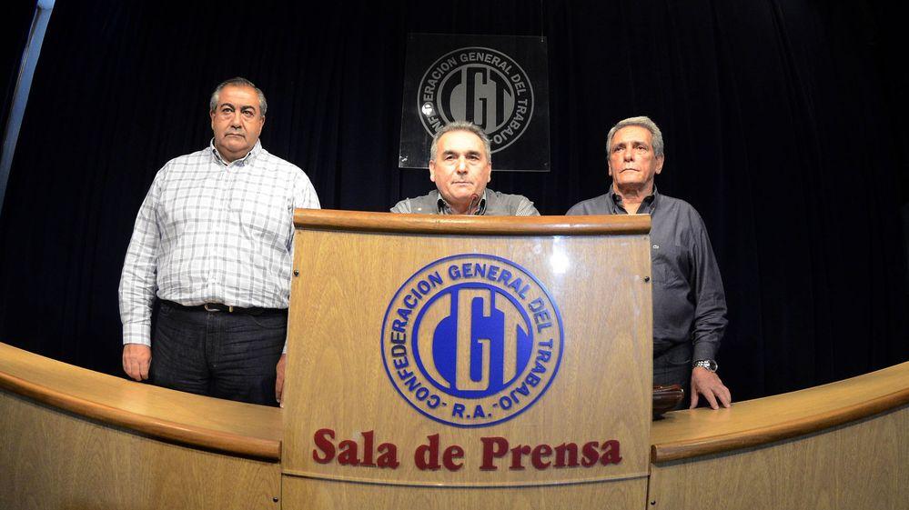 La CGT convocó a un paro nacional para el 6 de abril