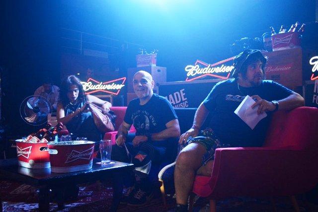 La Playa de Luvert, Néctar, Ninguno y Starselect fueron las bandas seleccionadas en el Budweiser Made For Music