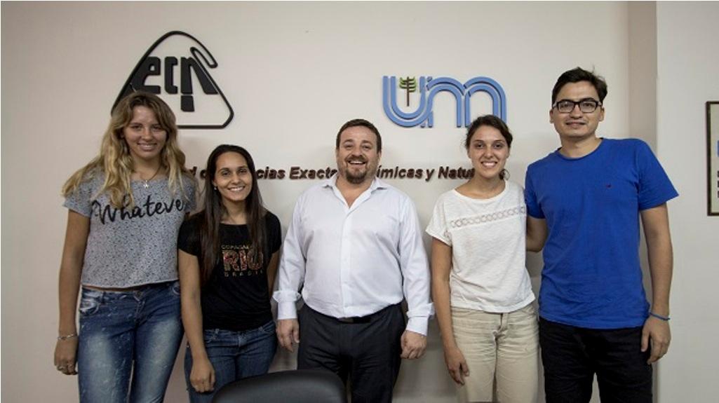 Doble Titulación: Comenzarán las clases los primeros cuatro alumnos de la UNaM que aplican convenio en Brasil