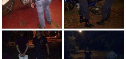 Un falsificador y tres ladrones presos en distintos operativos policiales