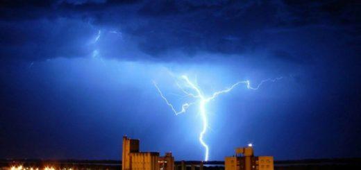 Advierten que mañana continuará el mal tiempo con posibles tormentas en toda la provincia