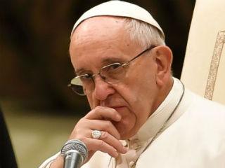 Francisco pidió «diálogo y amistad social» para Medio Oriente