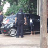 Detienen a balazos la marcha de un traficante de cigarrillos en las afueras de Eldorado