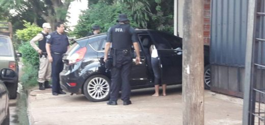 La redada anti-contrabando en Posadas terminó con cinco detenidos y el decomiso de 25 aires acondicionados