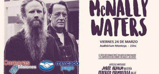 Con McNally-Waters la inspiración del Jazz llegará a Posadas: Adquirí las entradas con tarjeta y en cuotas en Compras Misiones