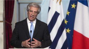Uruguay prohibió las protestas mediante piquetes con cortes de calles