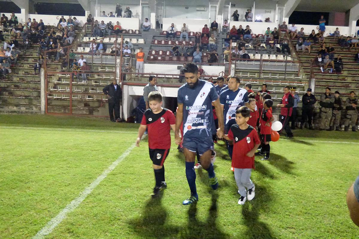 Vea los goles del empate entre Guaraní y Libertad de Sunchales