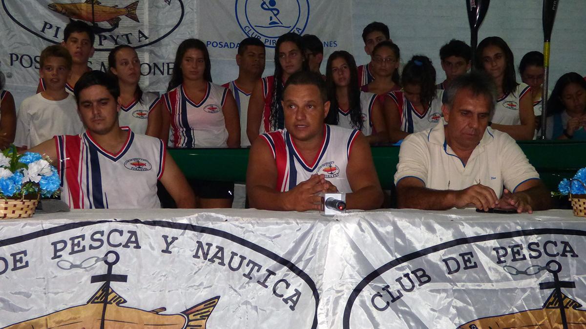 Posadas será sede del Encuentro Regional de Canotaje que organiza el Pira Pytá